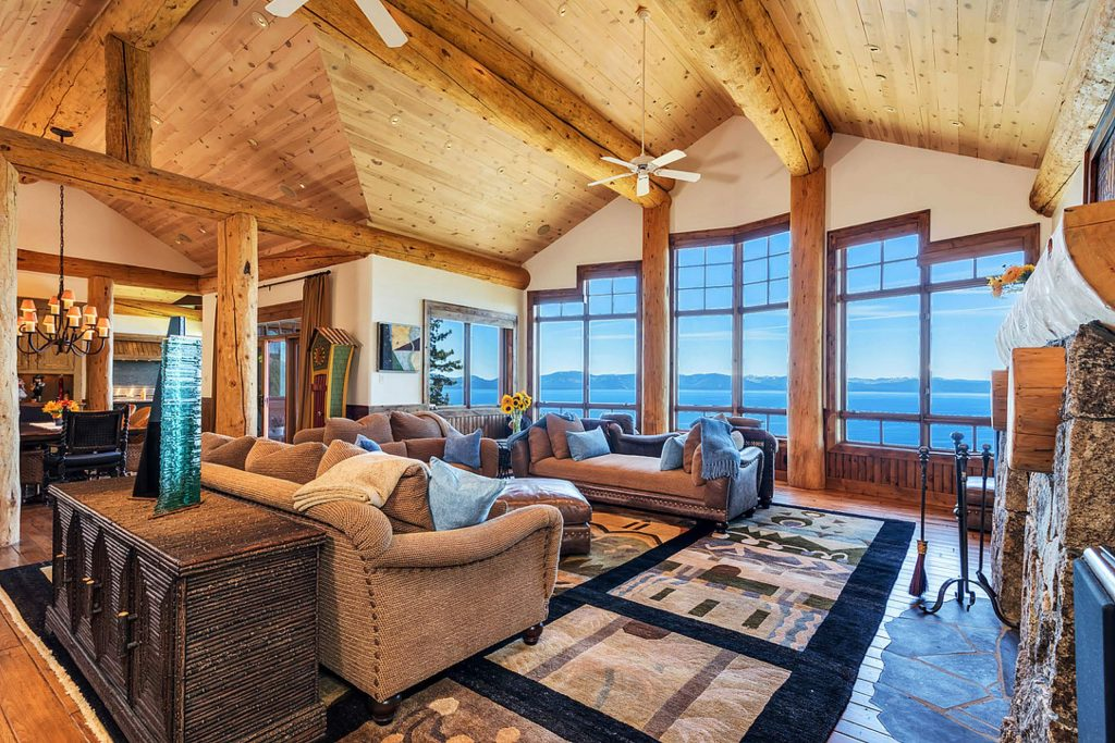 For those people that are already in Tahoe and shopping for homes, realtors are allowed to give home tours in accordance with CDC, local health department, and California Association of Realtors' guidelines.