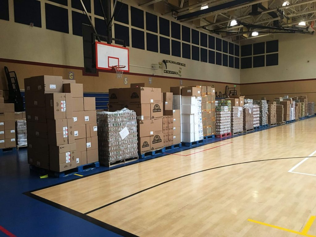 On its food distribution side, the Sierra Community House has become delivery only, with about 45 volunteers who pack food boxes and deliver necessities to North Lake Tahoe families ranging from Tahoma all the way to Incline Village and up to Truckee.