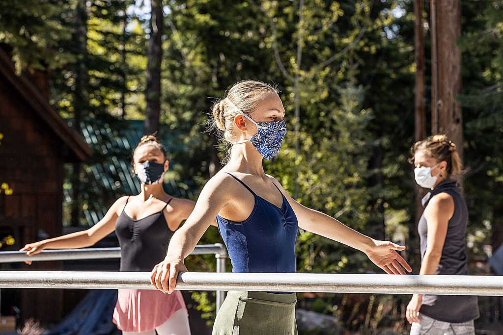 The Lake Tahoe Dance Collective has proposed a revised version of the 8th annual Lake Tahoe Dance Festival with a limited Young Dancers Workshop conducted in person in an empty lot in Tahoma, where participants will adhere to recommended safety protocols and social distancing guidelines.