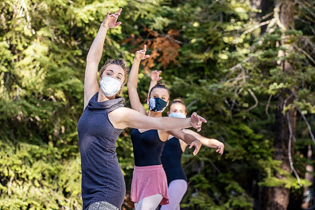 The Lake Tahoe Dance festival will continue for an eighth year, including a Young Dancers Workshop along live-streamed presentations — made up of interviews with the Collectives' collaborators and archival footage of previous festival performances.