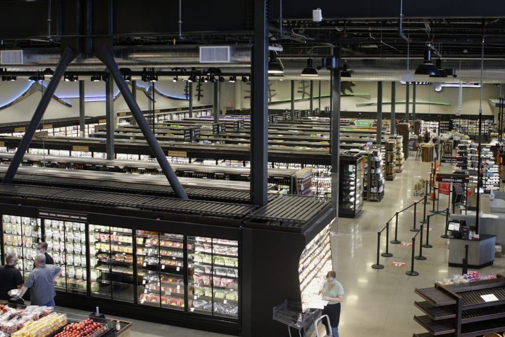 Located at 10001 Soaring Way, Raley's will open up a 35,000-square-foot store, and will be the company's first Raley's O-N-E Market.