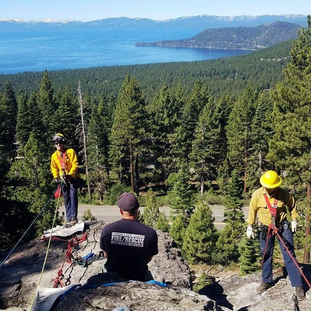 The North Lake Tahoe Fire Protection District began to look into the switch back in October 2019, according to the district's board minutes, which show Sommers noted the district's dispatch fees were set to increase by $1,052,000.