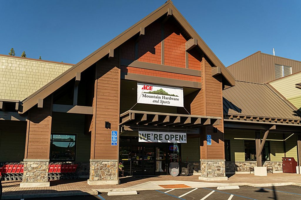 Mountain Hardware and Sports opened a second location on Wednesday, July 1, and is now serving customers at its location at 10001 Soaring Way.