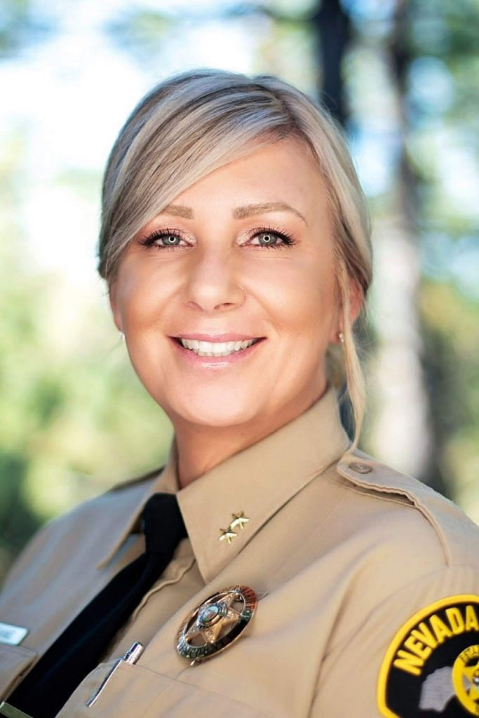Undersheriff Alicia Burget