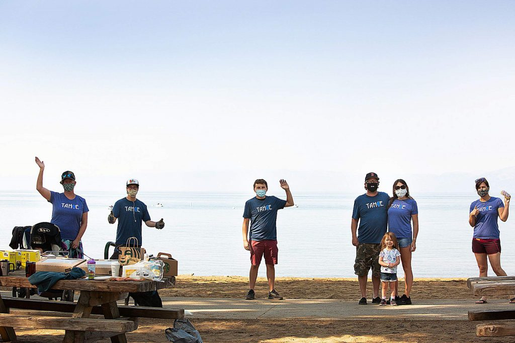 Kings Beach Clean Vibes Crew cleanup is 8-10 a.m. every Monday at Kings Beach State Recreation Area, fueled by doughnuts and coffee.