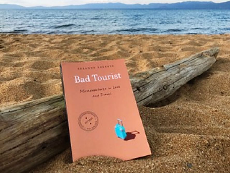 A local writer has published a new book.