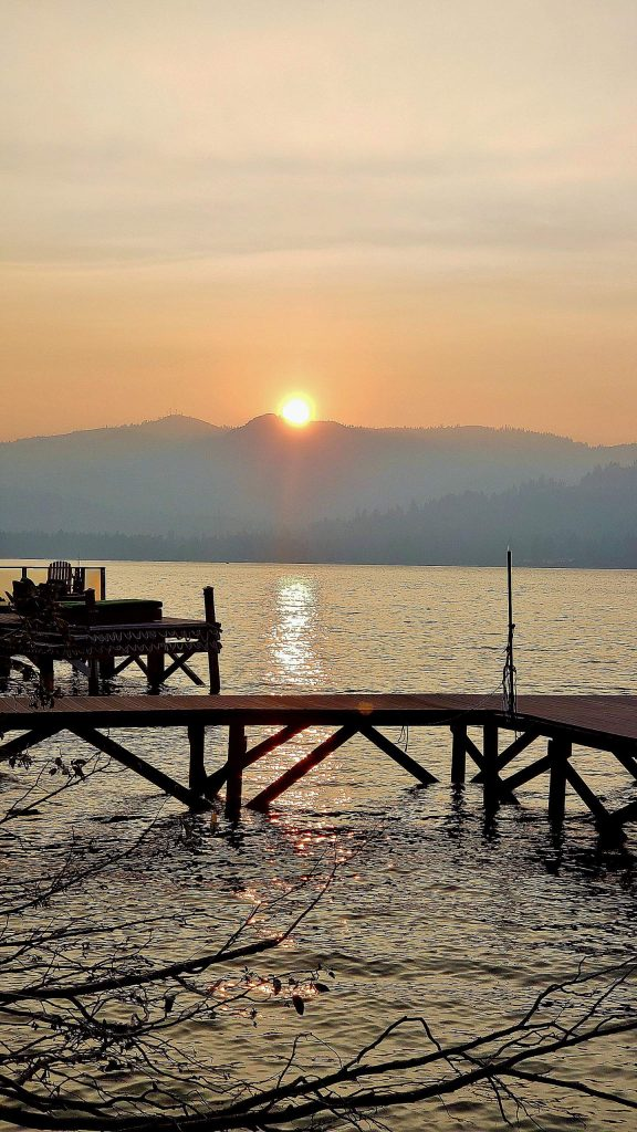 File — A red flag warning is in effect for the Truckee area Monday (Sept. 14). A dense smoke advisory is set to expire at 11 a.m. Monday as well.