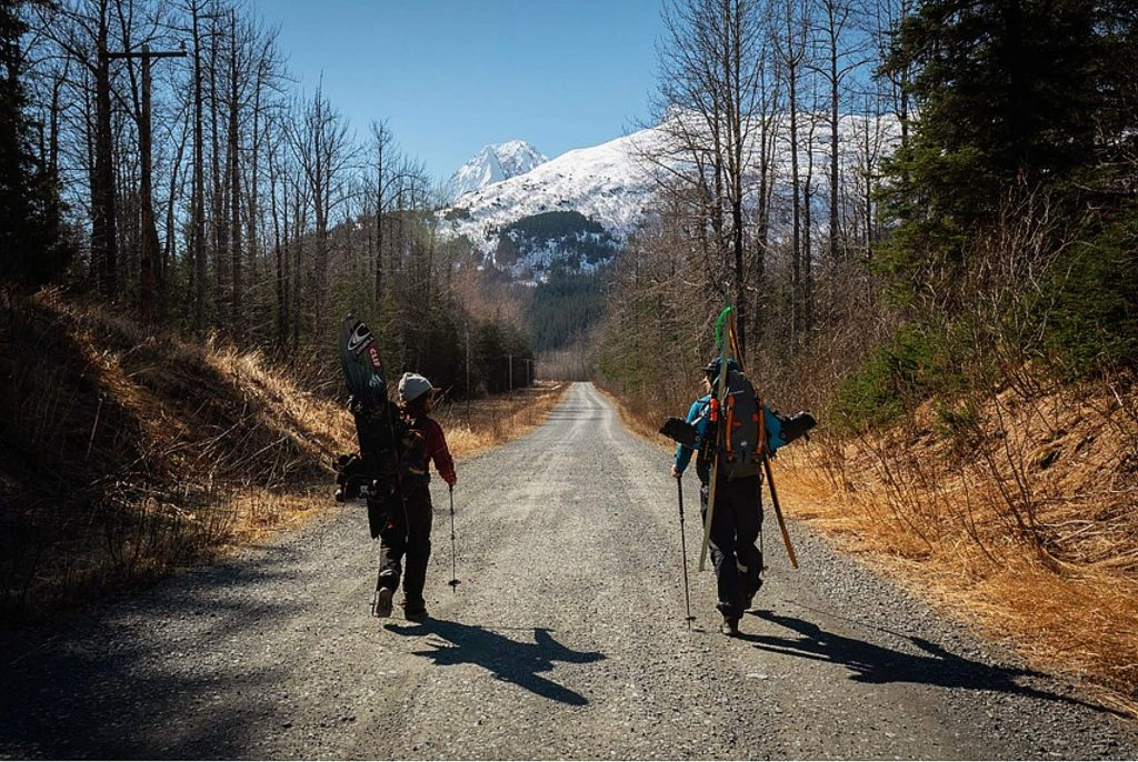"""CodyTownsend and JeremyJones. Famed local ski mountaineer Cody Townsend continues the series on Thursday, Dec. 3 with his show """"The Best Three So Far: Stories Behind The Fifty Project."""""""