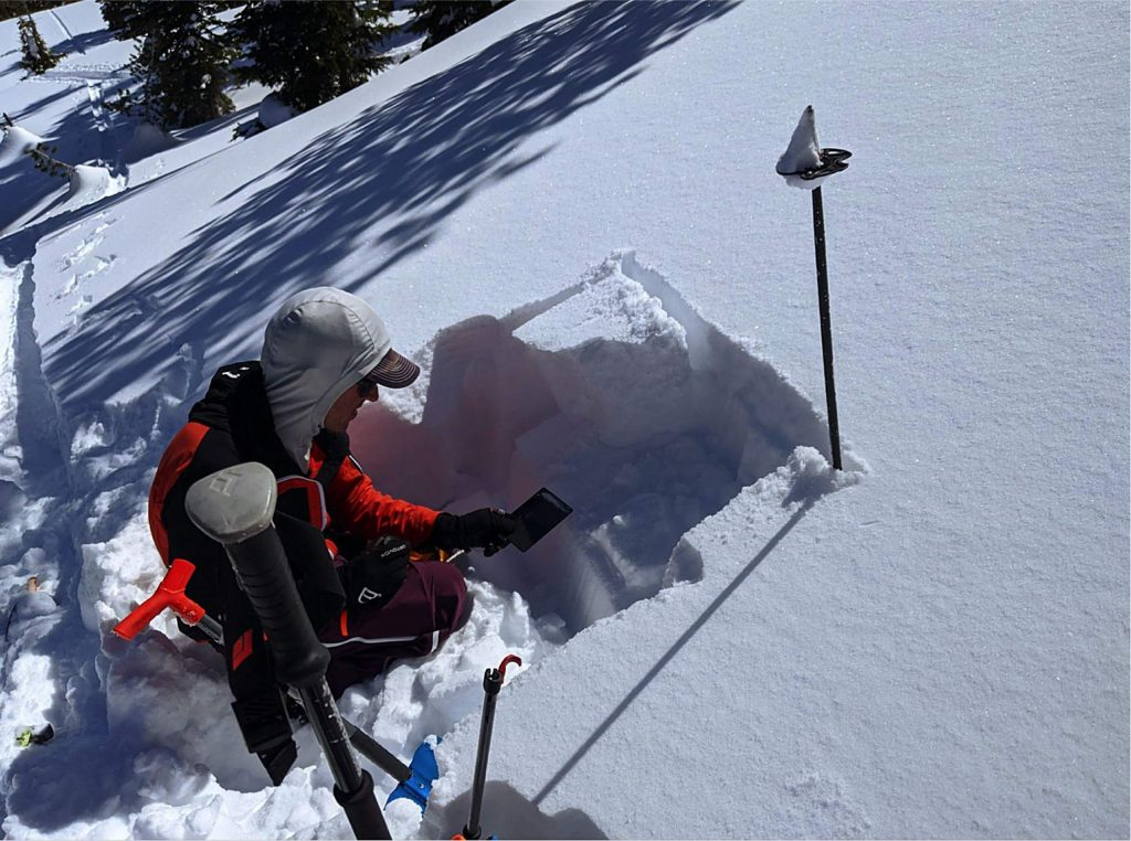 """Their Mountain Weather Advisory hits on elevation bands that are good for backcountry skiing and kind of gives a generalized picture of what's happening in the Tahoe region,"